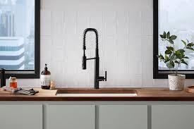Kohler Purist Semiprofessional Kitchen Sink Faucet Reviews Wayfair