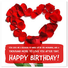 Love Birthday Quotes Beauteous Birthday Love Messages For Your Beloved Ones Which They Will