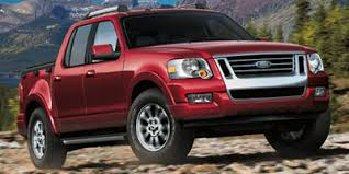 Discontinued: 2010 Ford Explorer Sport Trac To Be The Last
