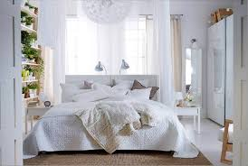 home design ikea bedroom for a teenager with a cute white furniture ed carpet under white bed plus a chandelier then right corner of the white