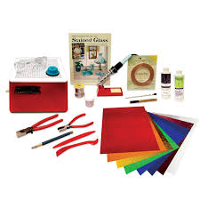 premium stained glass start up kit