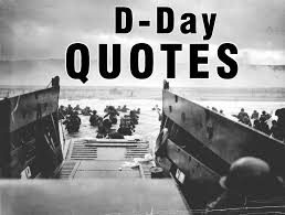 D Day Quotes Cool DDay Quotes Best Quotes Sayings Foreign Policy