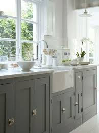 chelsea gray cabinets.  Chelsea Benjamin Moore Chelsea Gray Cabinet Color  Great Kitchen Cabinets And Sink  Too Throughout Cabinets T