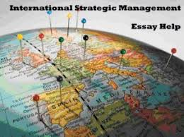 essay paper on international strategic management