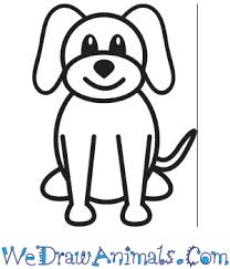 Kids doodle is a great little app teaching your young ones how to draw simple characters. How To Draw A Simple Dog For Kids