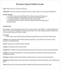 sample persuasive speech documents in pdf inside outline sample persuasive speech 7 documents in pdf inside outline format persuasive speech