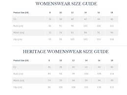 Skillful Jack Murphy Size Chart Gap Body Size Chart Studio