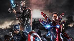Avengers: Endgame Captain America Thor ...