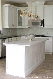 Renovation Kitchen White Painted Cabinets Simplify A Kitchen Renovation