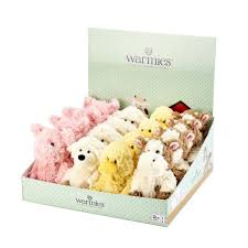 inspired by the growing pority of cute tiny toys the warmies mini s range takes this trend further by adding a soothing french lavender scent and the