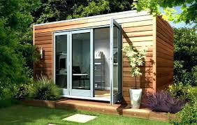 O Pre Fab Office High Quality 7 Instant Backyard Getaways Prefab Shed  Home Design Ideas Modern