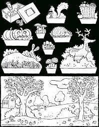 Kleurplaten Voor Peuters Herfst