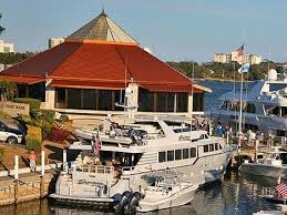 Chart House Restaurant At Marina Point Daytona Beach