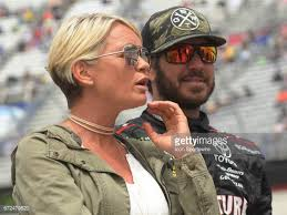 sherry furniture. sherry pollex with her boyfriend martin truex jr furniture row racing toyota camry before the monster