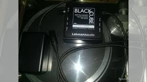 <b>Фонокорректор Lehmann Audio Black</b> Cube купить в Алтайском ...