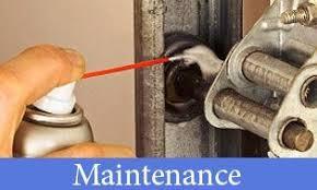how to lubricate a garage doorHow to Lubricate a Garage Door