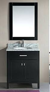 modern single sink bathroom vanities. Modern Sink Cabinet Design Element Inch Single Vanity Set Espresso A Bathroom . Vanities