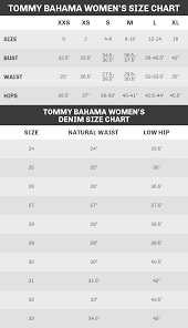 43 True To Life Tommy Jeans Size Chart
