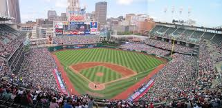 Progressive Field Seating Chart 2015 Pitching Matchups For Indians Weekend Series With Chicago