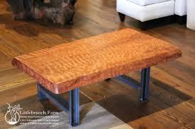 walnut slab coffee table popular of slab coffee table natural wood coffee tables rustic coffee table