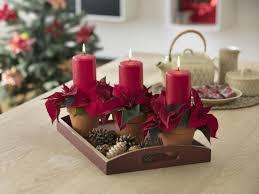 Deko Tipp Weihnachtsstern Für Gesteck Stiel In Heißes