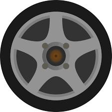 tires clipart. Exellent Tires Public Domain Clip Art Image  Car Tire Side View ID  Svg For Tires Clipart