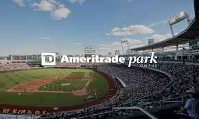 Td Ameritrade Field Seating Chart Td Ameritrade Park Home Of The College World Series Omaha