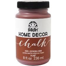 Small Picture FolkArt Home Decor Chalk Paint 8oz Walmartcom