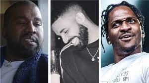 Kanye West Promises War At Drake After ...