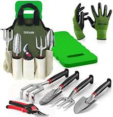 8-Piece Gardening Tool Set-Includes EZ-Cut Pruners ... - Amazon.com
