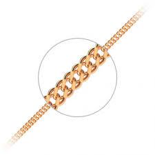 Золотые цепочки на шею — <b>Ювелирный</b> интернет магазин 585 ...