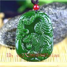 men necklaces natural white chinese
