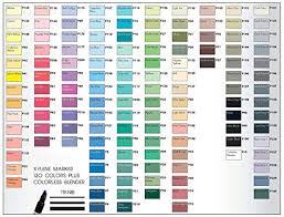 Blick Marker Color Chart The Original The Original Chartpak Ad Marker Tri Nib Blender Colorless 1 Each Po