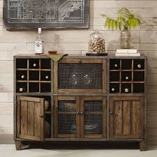 Wine Carts Cabinets Ink Ivy Vintage Liquor Cart By Ink And Ivy Industrial Cabinets