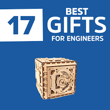 for the engineer you can find exciting and unique ideas to spark your gift giving creativity consider the unexpected and the efficient