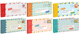 Letters Stationery Ireadindie Letter Writing Books Stationery From Independent