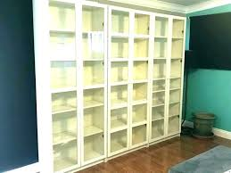 bookcases with glass doors billy bookcase 3 india ikea ca