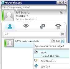 Lync 2010 Address Book Normalization : Jeff Schertz's Blog