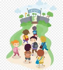 zoo field trip clipart. Delighful Trip School Child Royaltyfree Clip Art  The Children Go To The Zoo For Zoo Field Trip Clipart L