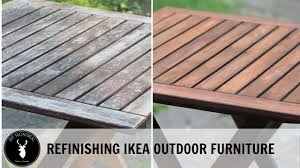image outdoor furniture. Refinishing Ikea Outdoor Furniture Image