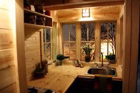 tumbleweed tiny house cypress kitchen
