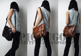 womens messenger bag brown leather