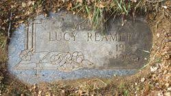 Lucy Reamer (1925-1984) - Find A Grave Memorial