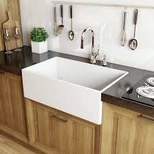 drop in white kitchen sink. Interesting Kitchen Interior And Furniture Design Glamorous White Kitchen Sink At Reginox  RL301CW 1 5 Bowl Ceramic Inside Drop In I