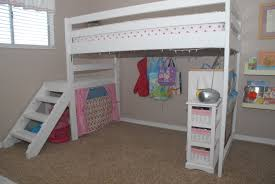 If you are willing to use the bunk beds for a short time, you can purchase  cheap bunk beds with stairs. It is good, if you want it for storing item