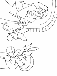 Jesus Palmsunday Bible Coloring Pages Coloring Page Book For Kids