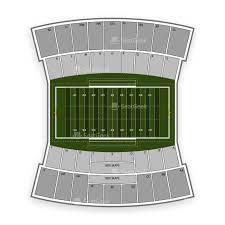 Joe Aillet Stadium Seating Chart Seatgeek