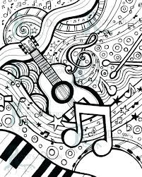 Hamilton Musical Coloring Pages Musical Coloring Pages Free