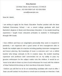 60 Best Of Cover Letter For Montessori Teacher Template Free
