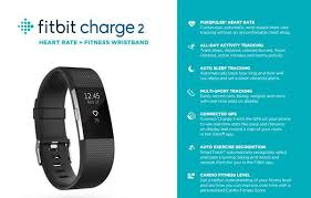 Fitbit Charge Hr Vs Fitbit Charge 2 Comparison Chart Fitbit Alta Hr Versus Fitbit Charge 2 Comparison Fitrated